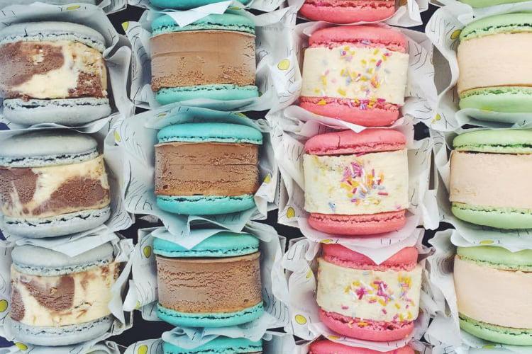 Soho date ideas ice cream crawl