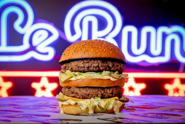 Le Bun pop up restaurants London