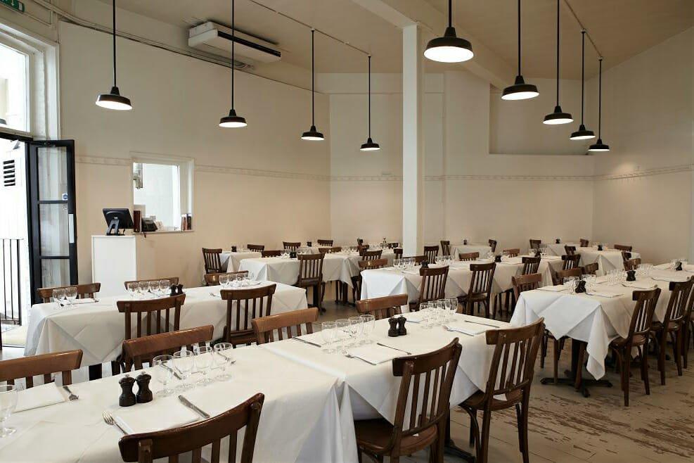 St John restaurants reopening