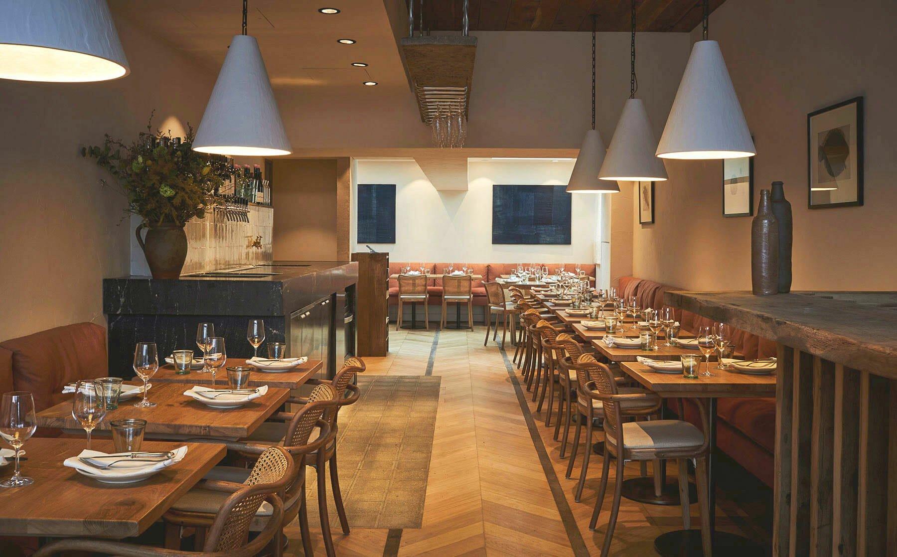 orasay best restaurant notting hill