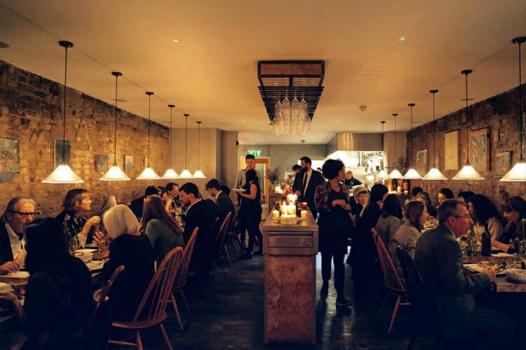 Best Wine Bars In london The Laughing Heart