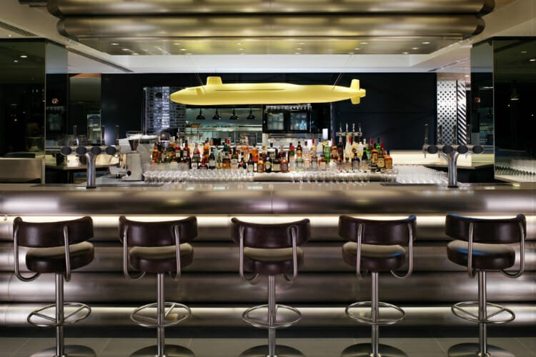 Sea Containers restaurant