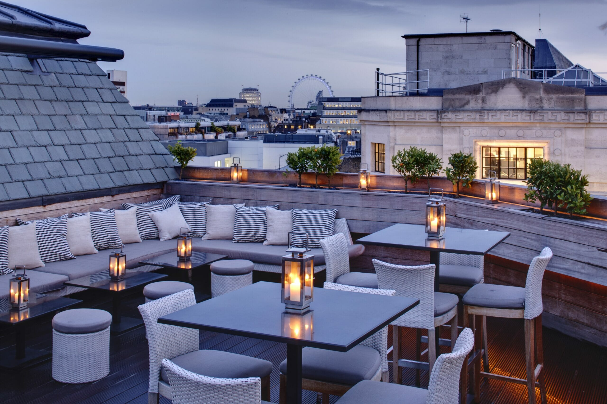 central london rooftop bar