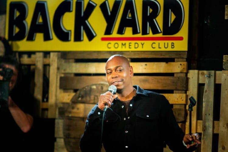 Backyard Comedy Club London