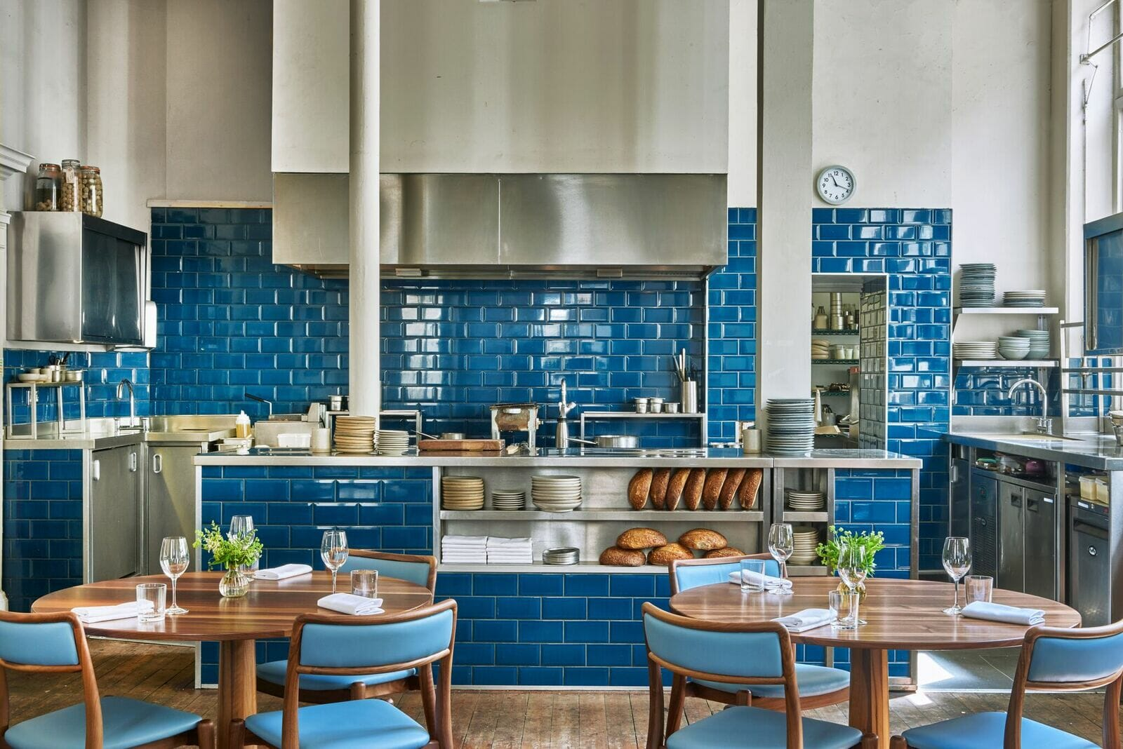 clove club shoreditch restaurant