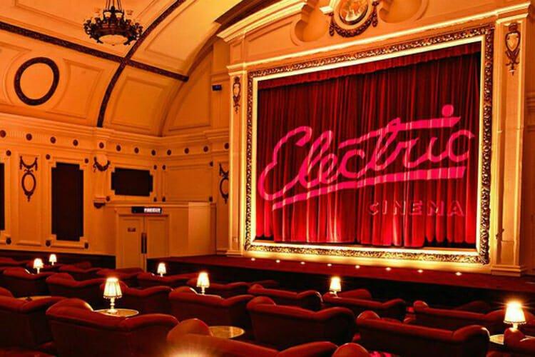 Portobello Road: The Electric Cinema