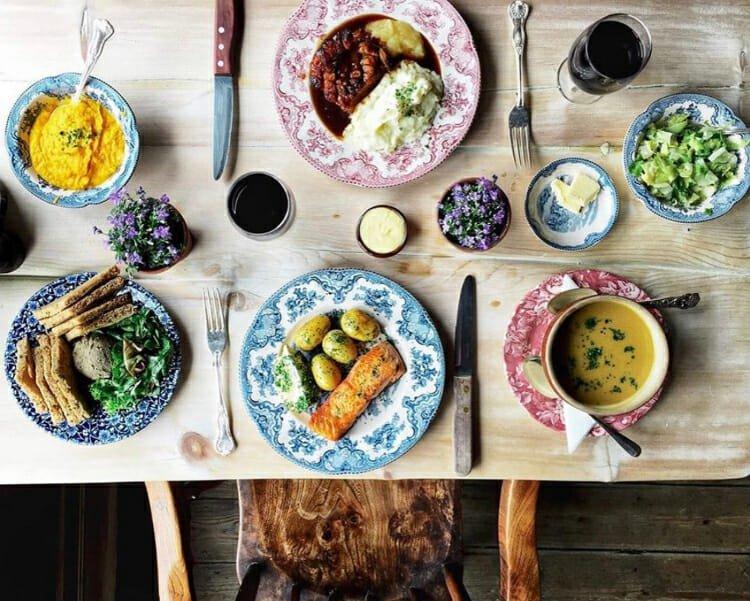 Maggie Jones Kensington restaurant