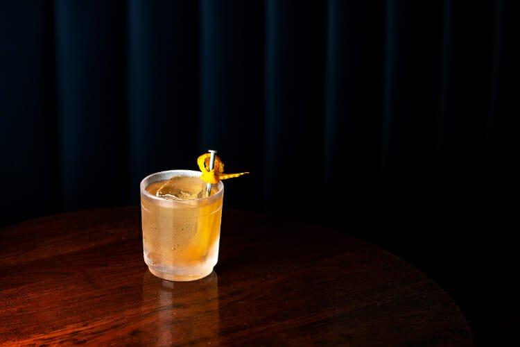 Drinks at Murder, Inc.