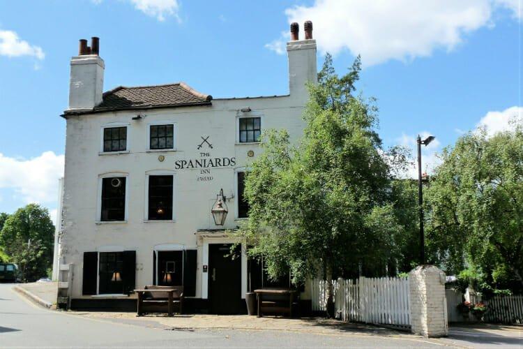 Hampstead Heath pubs