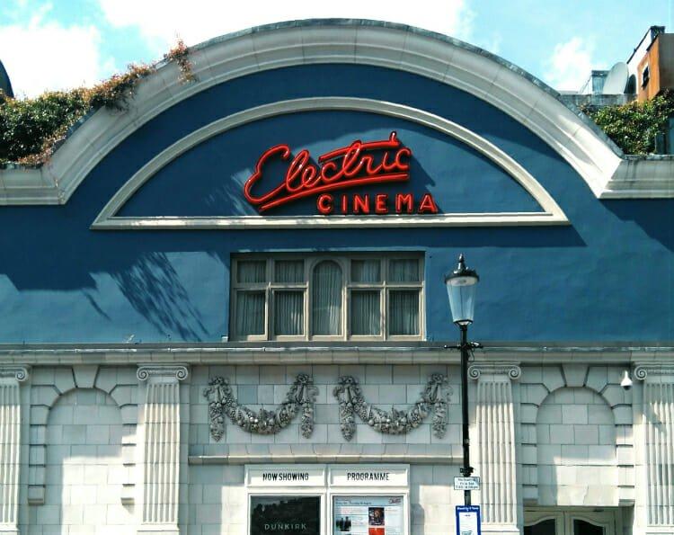 Electric Cinema Notting Hill Portobello