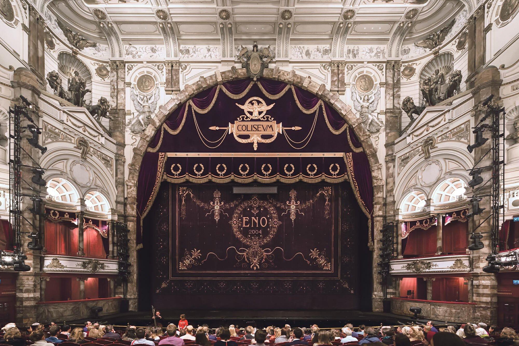 London Coliseum cheap theatre tickets