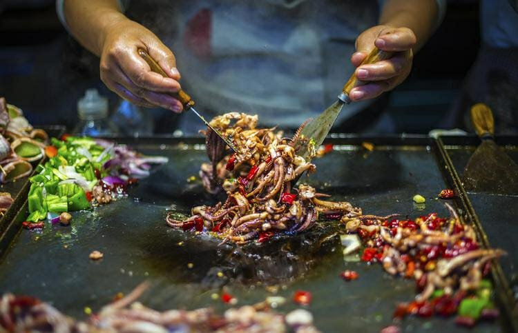 The National Geographic Traveller Food Festival
