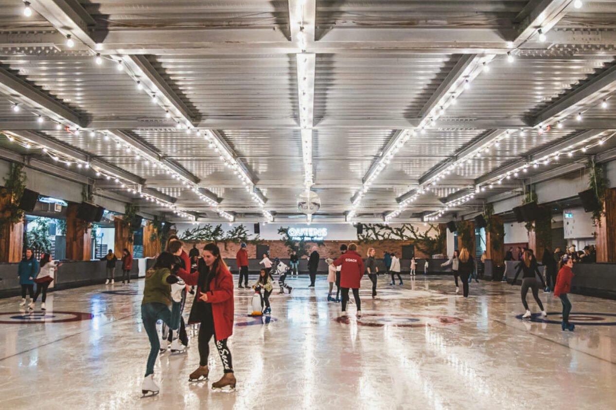 activity bars london skating