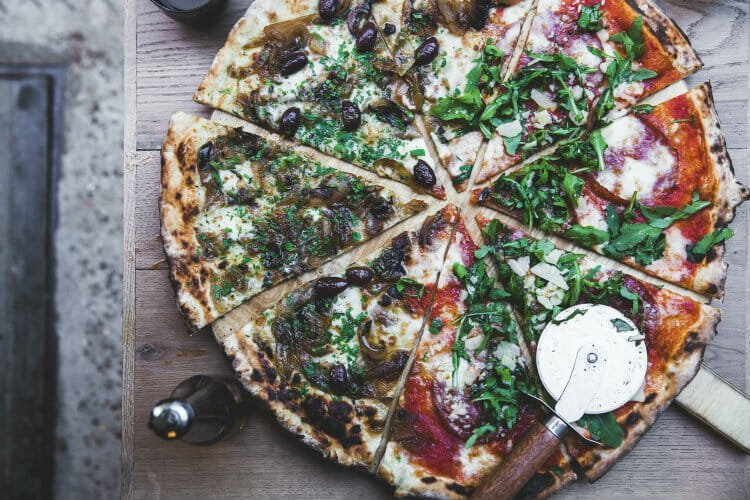 Homeslice best pizza London
