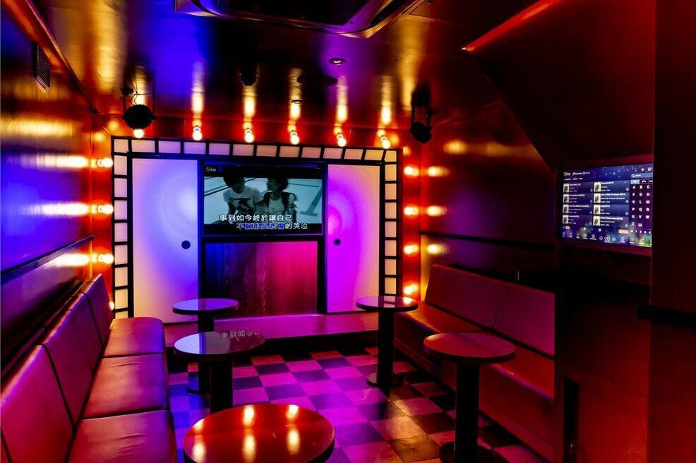 karaoke activity bars london