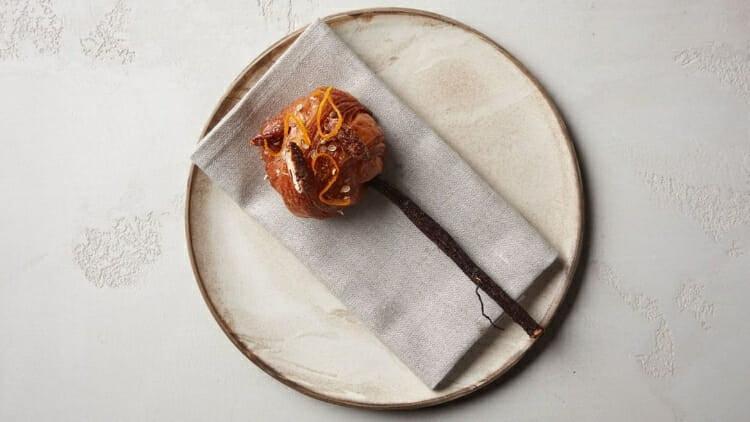 Hide Birch Sap Croissant