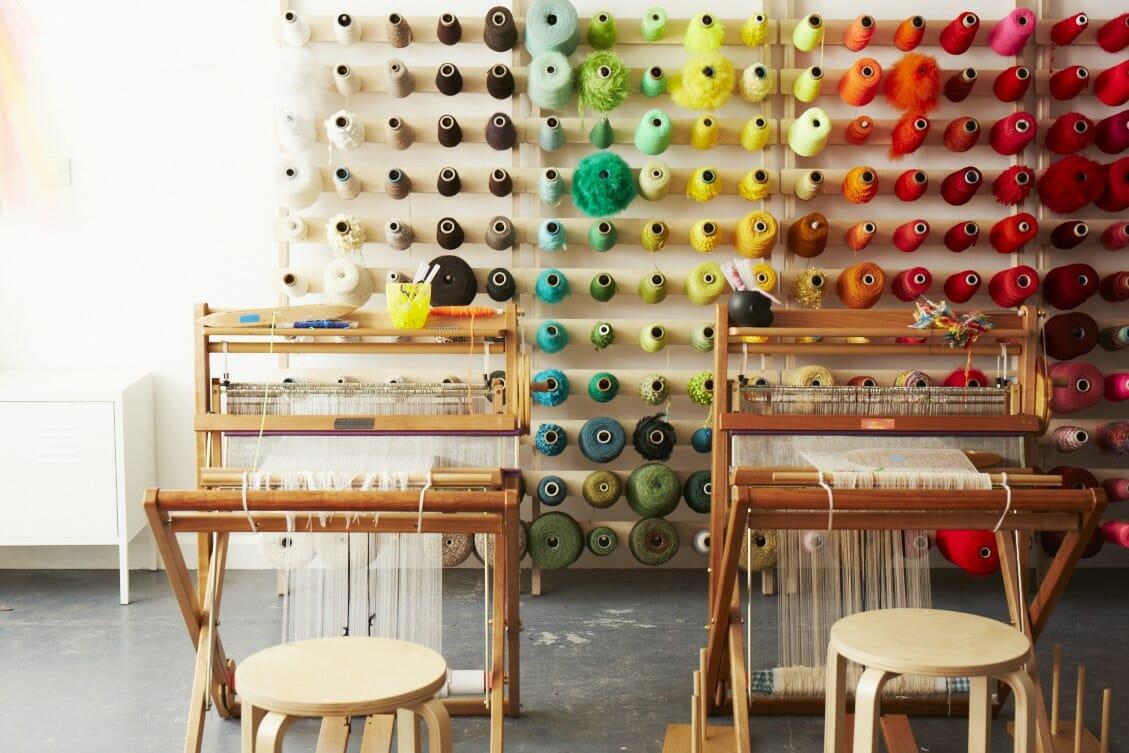 London Loom creative workshops