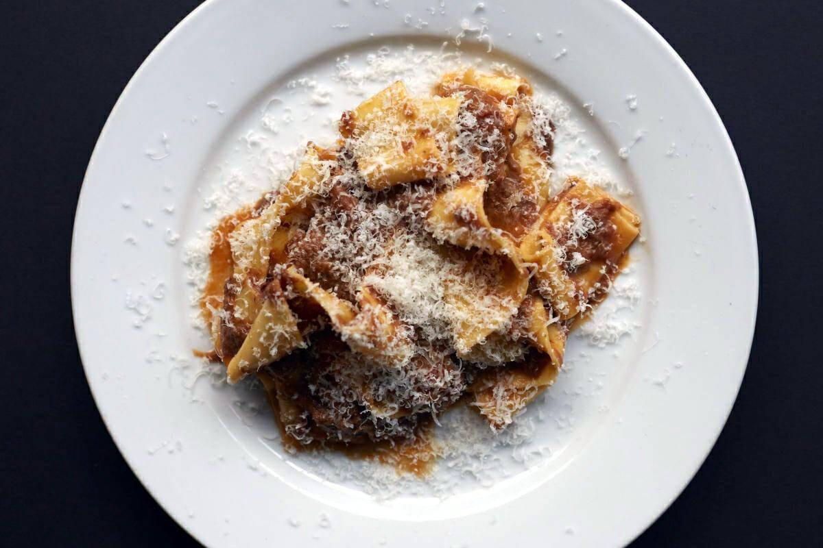padella michelin bib gourmand restaurant