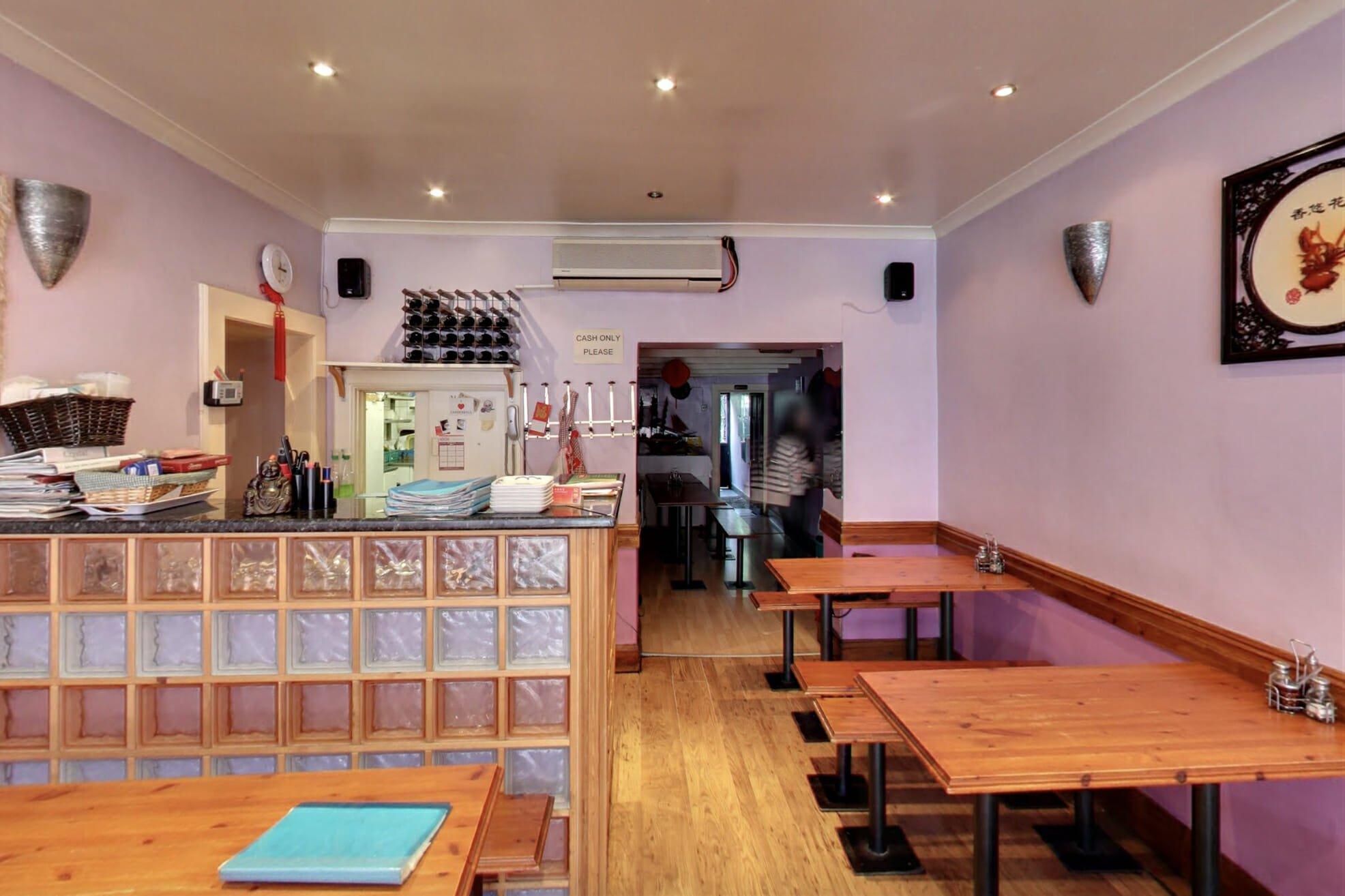 Silk Road Chinese restaurants London