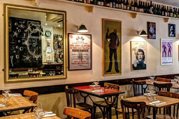 Soif BYOB restaurants London