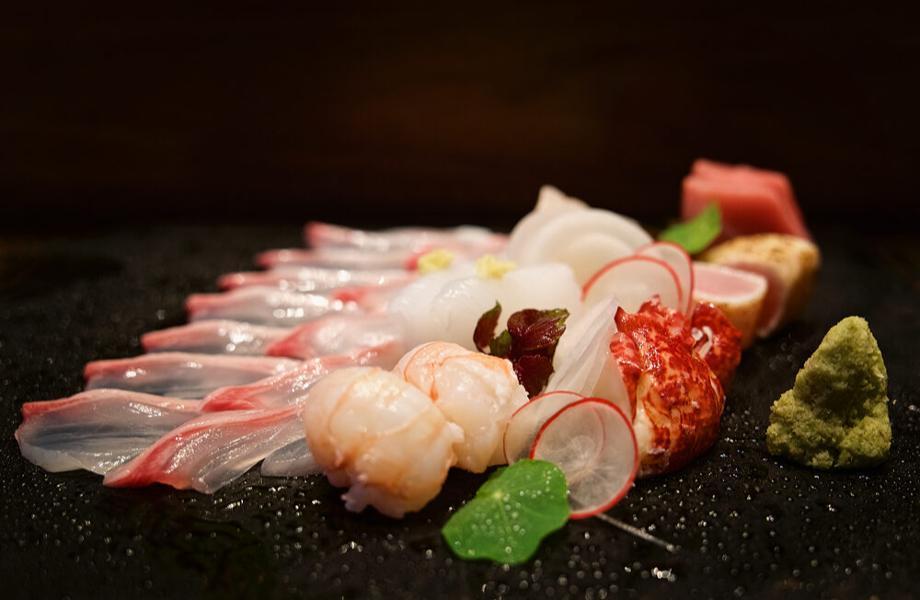 Umu best sushi restaurants London