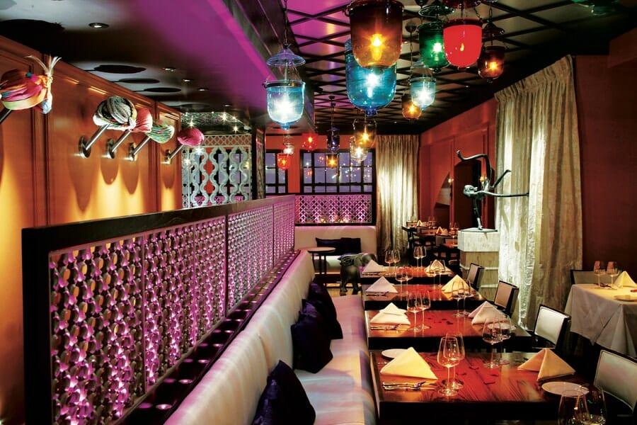 Veeraswamy best Indian restaurants London