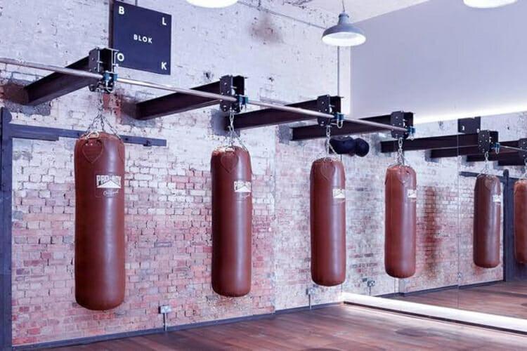 Blok London boxing