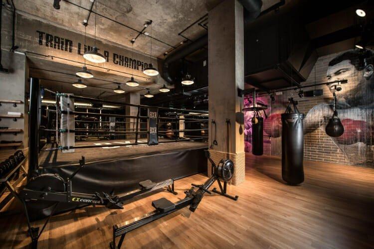 BXR boxing London