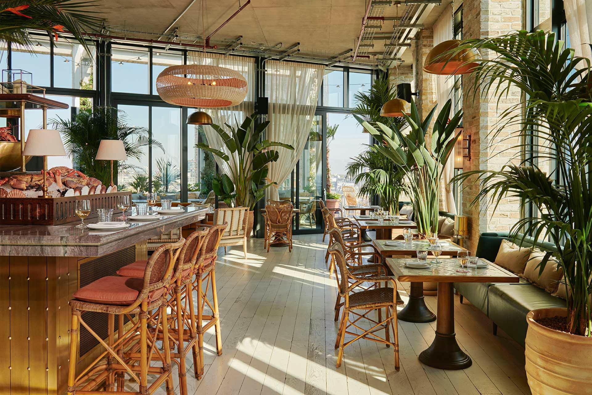Seabird restaurant