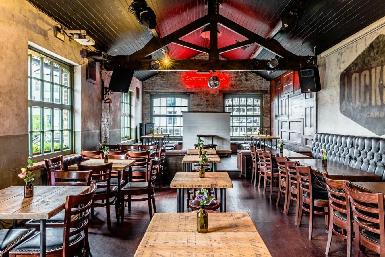 Lockside Camden pub
