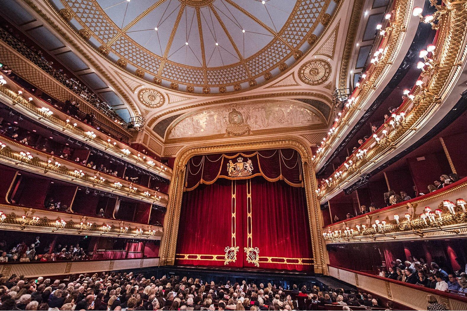 Royal Opera House ballet London