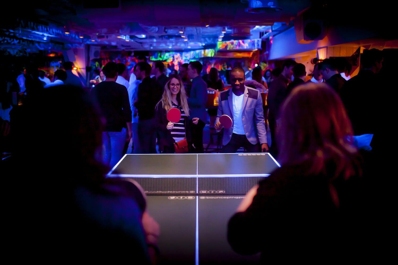 bounce London activity bars