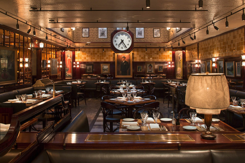 Romantic restaurants: Fischers