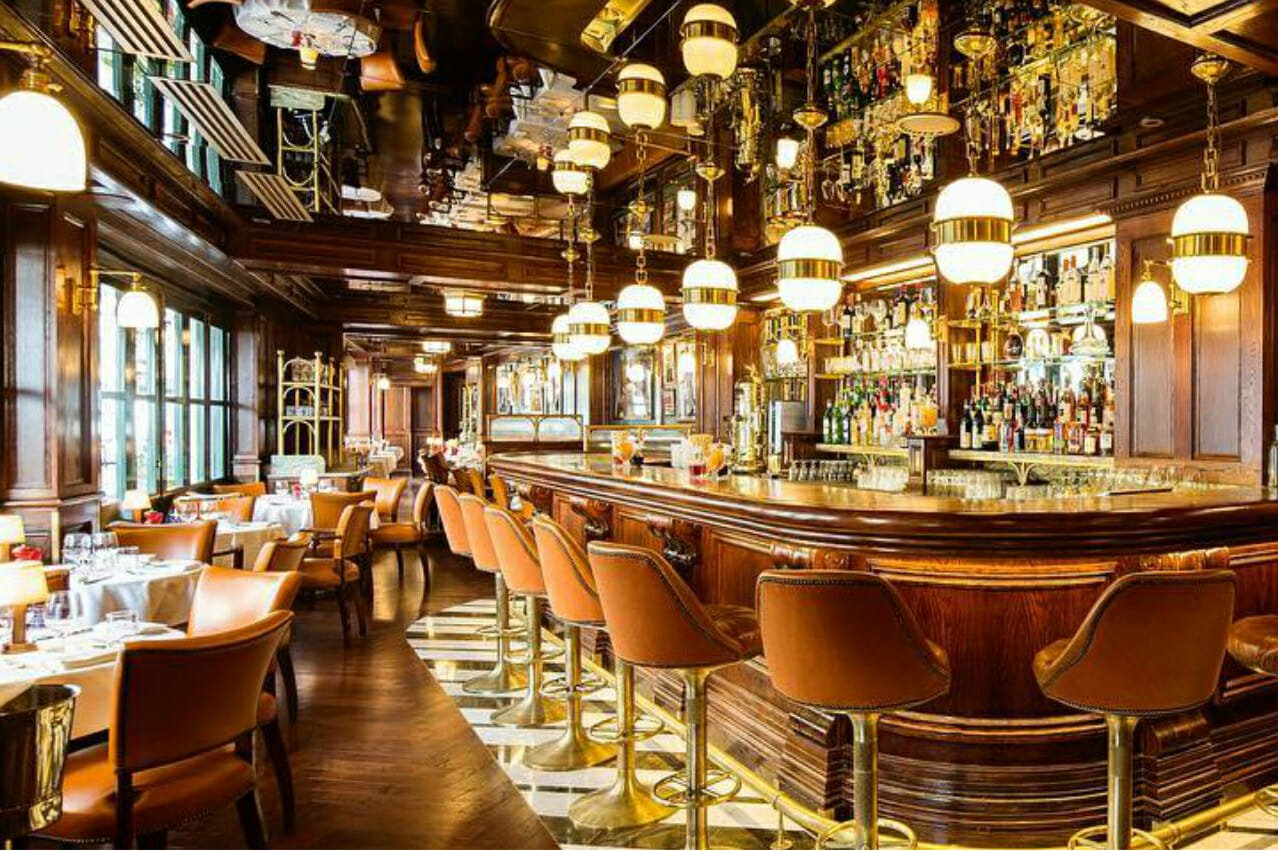 Harry's Dolce Vita Knightsbridge restaurant