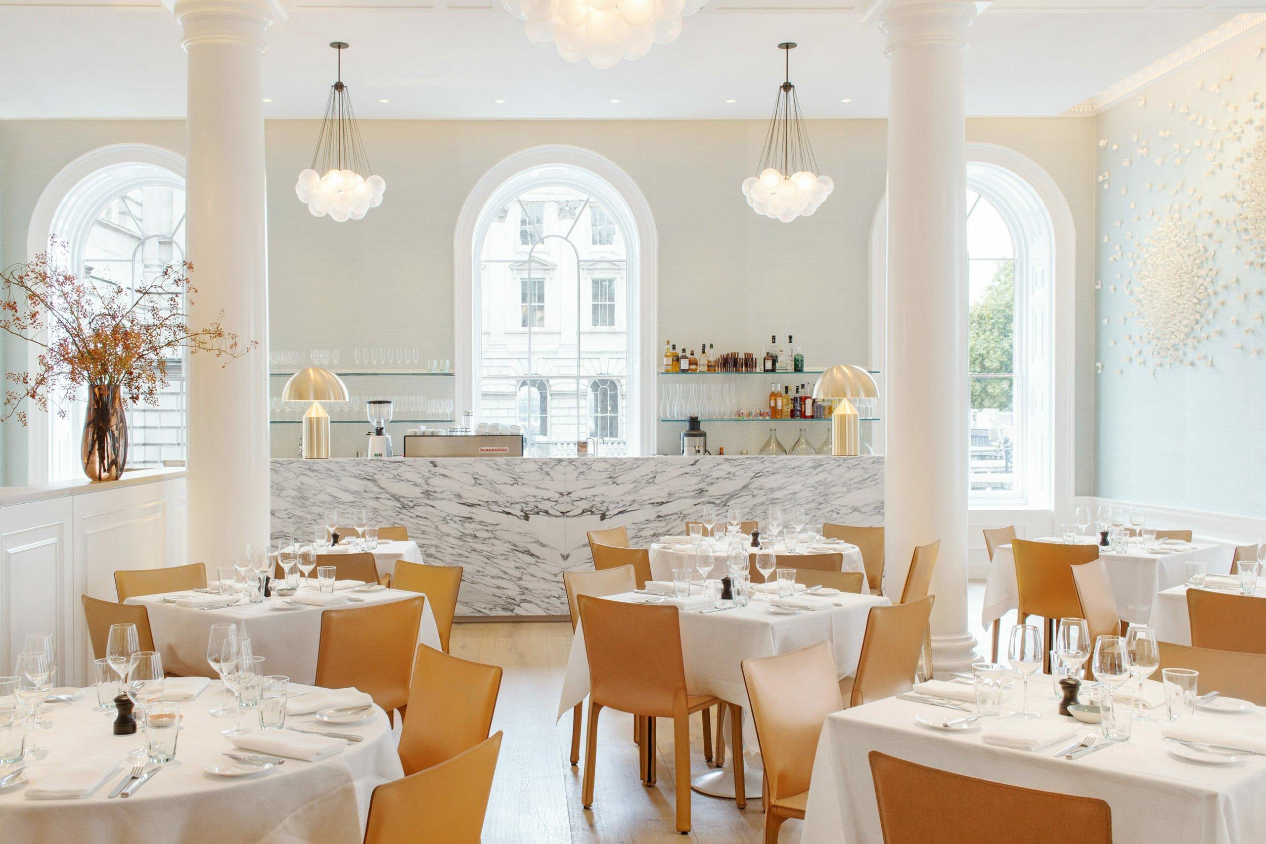 Romantic restaurants: Spring