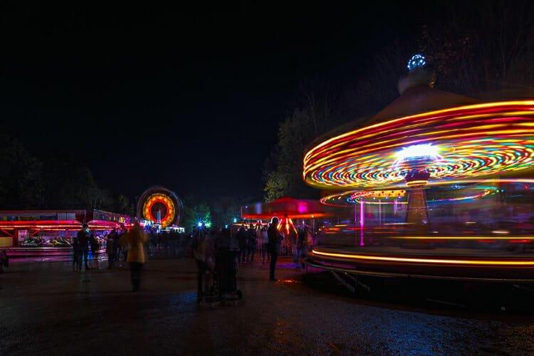 Alexandra Palace Firework Festival