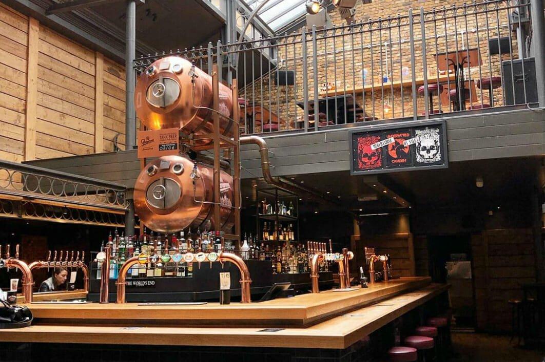 World's End Pub Camden