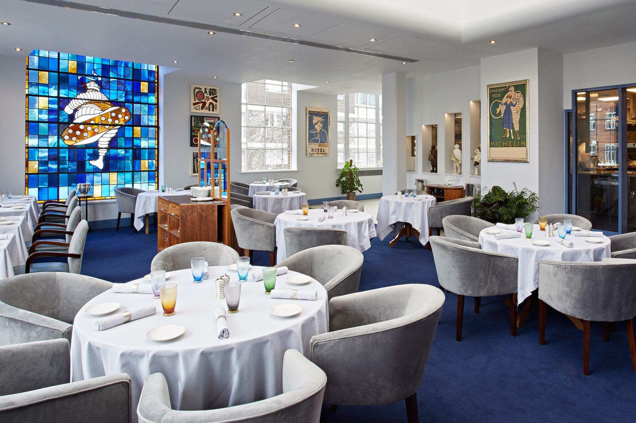 claude bosi michelin star restaurant london