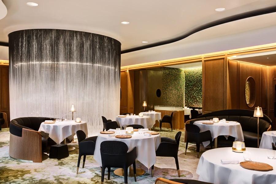 3 michelin star restaurants london