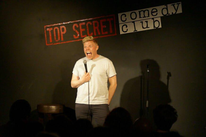 Top Secret Comedy Club