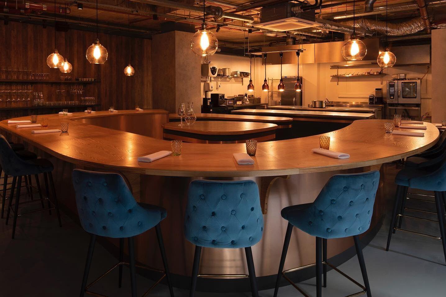 behind new michelin star restaurant london