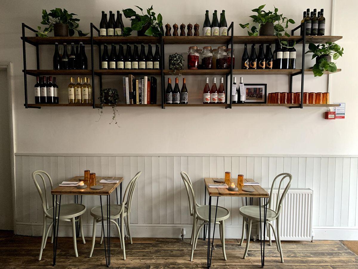 casa fofo new michelin star restaurant london