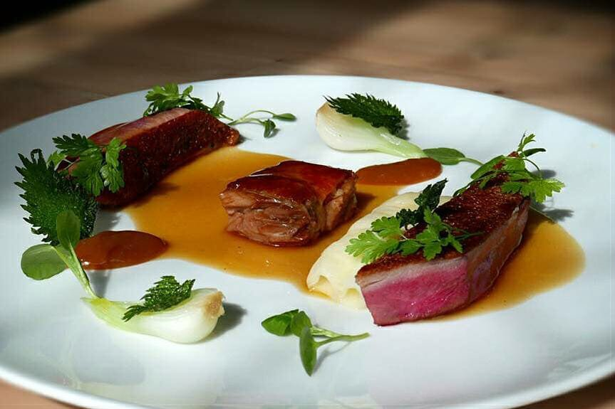 Dysart Petersham new Michelin star restaurants London