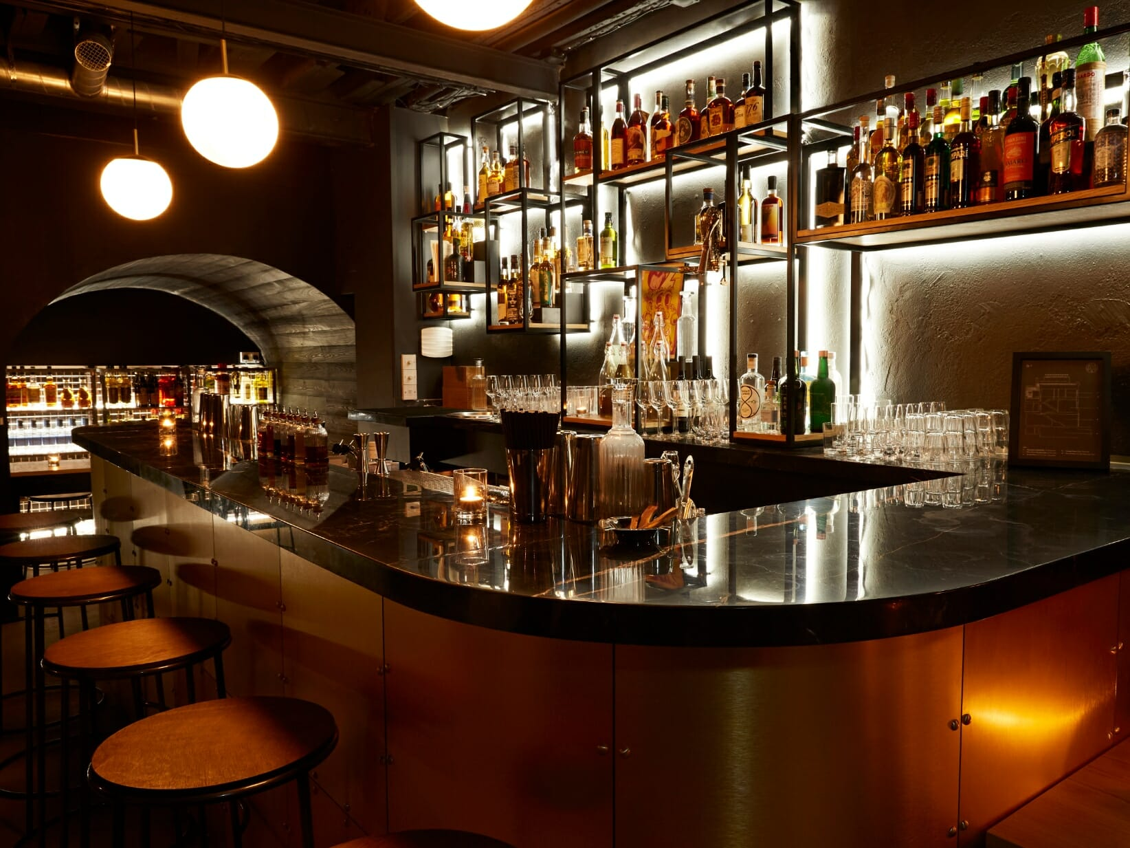 Milroys Spitalfields bar
