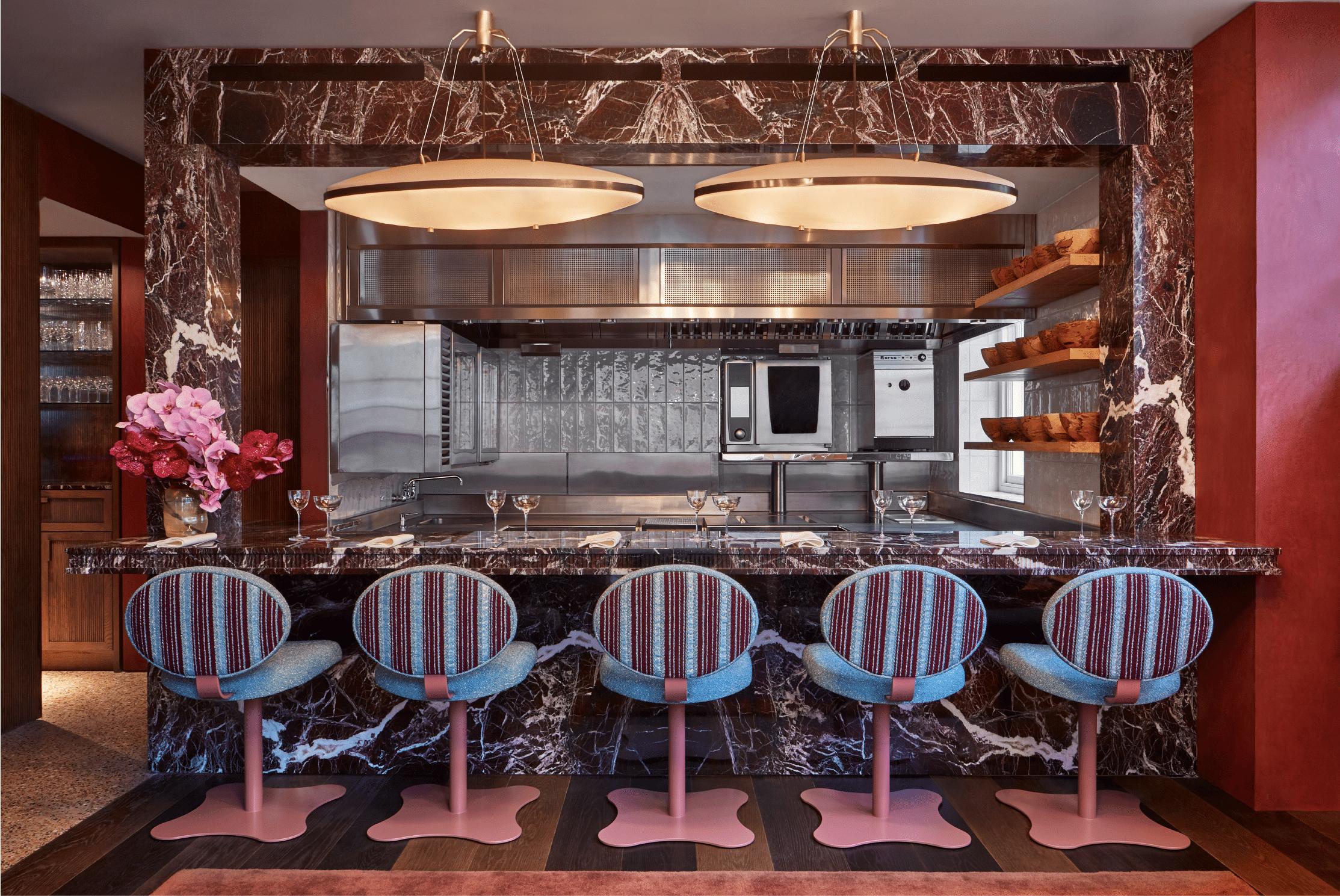 muse new michelin star restaurant london