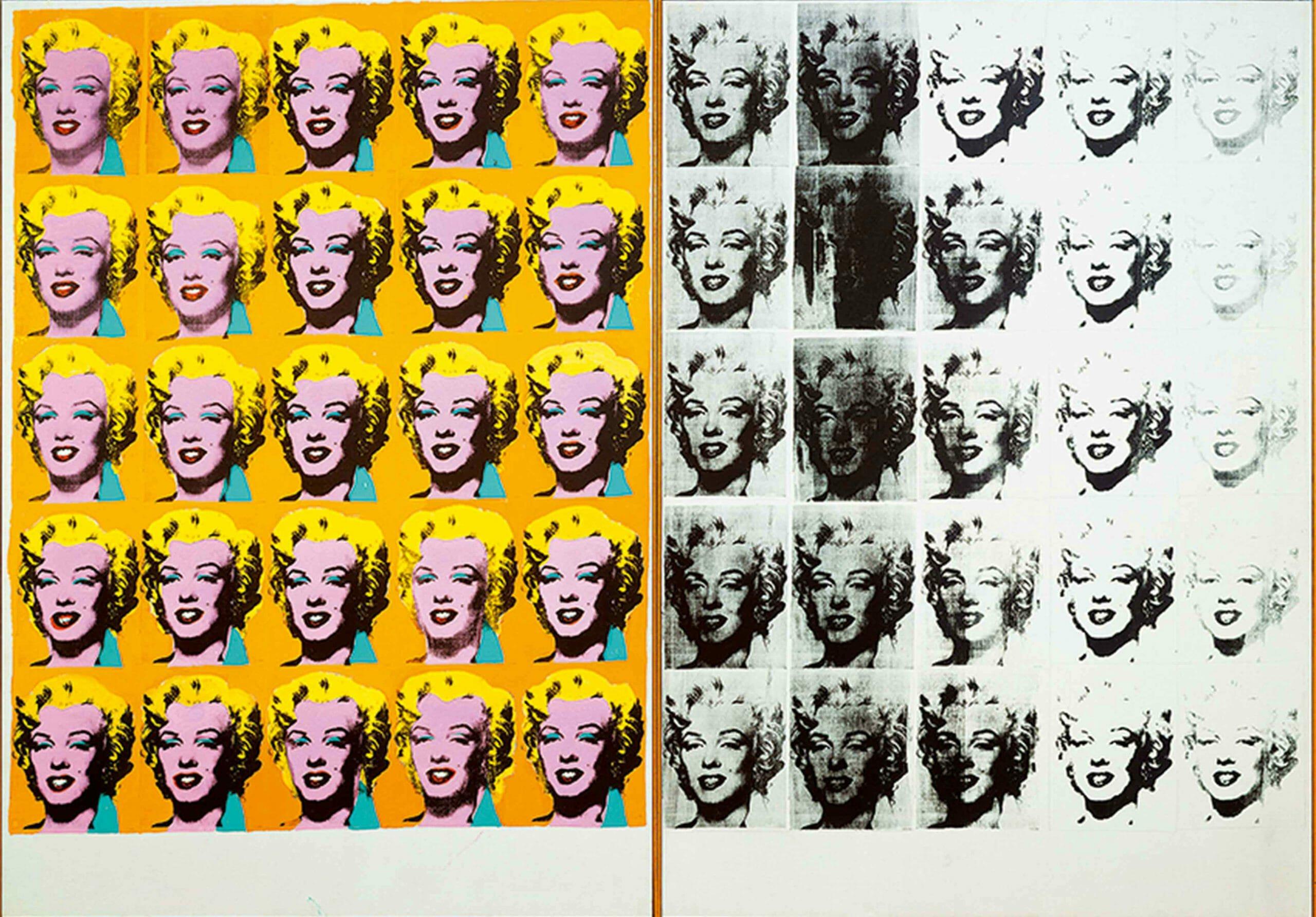 Andy Warhol exhibition London