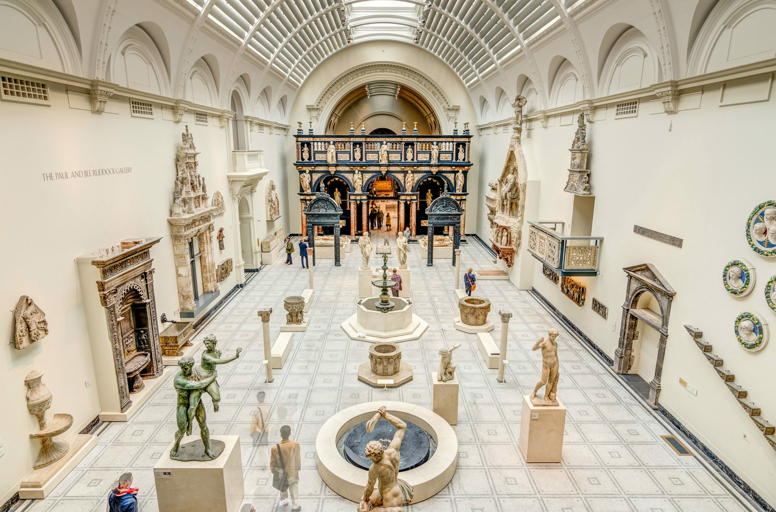 V&A Museum art galleries London
