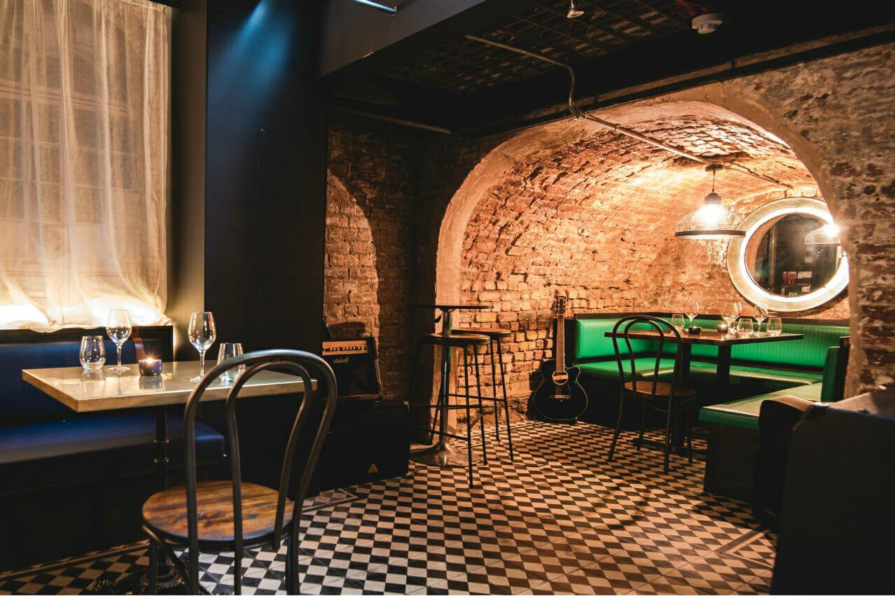 Bar Aspen hottest bars London