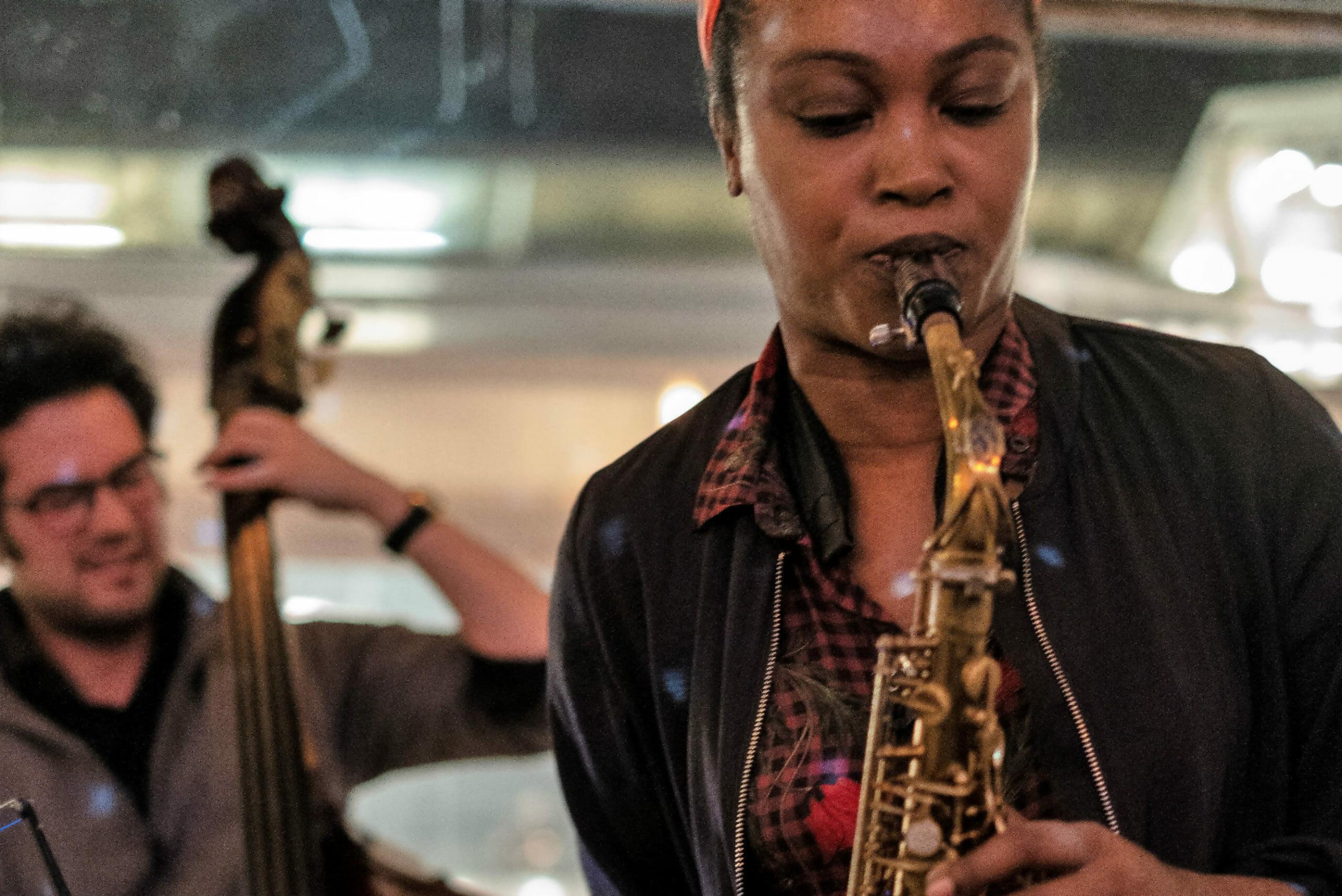 Hidden Jazz Club London