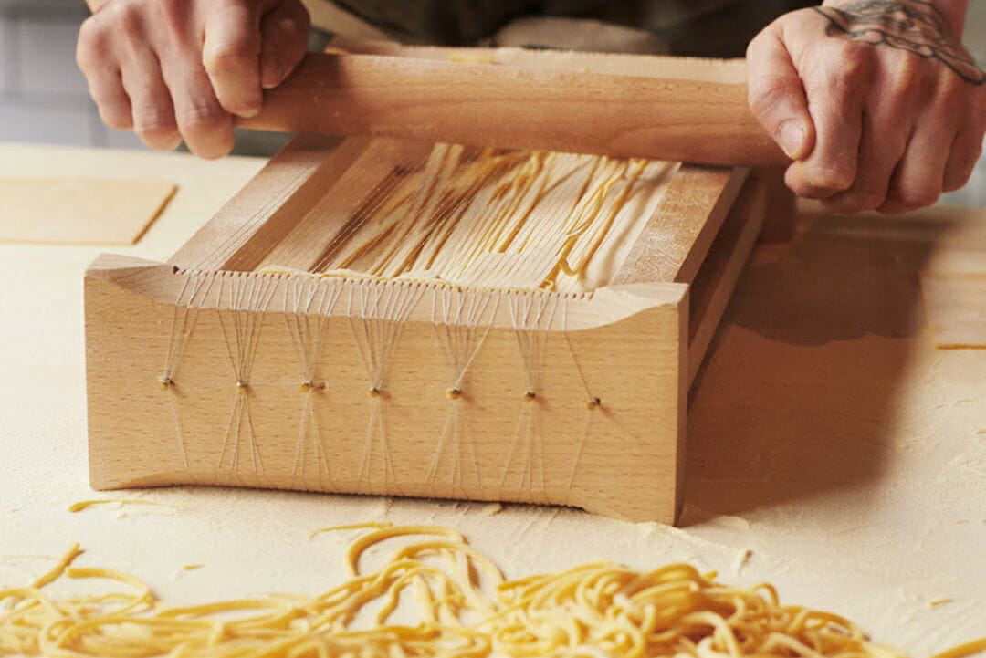 Officina 00 pasta classes valentines day